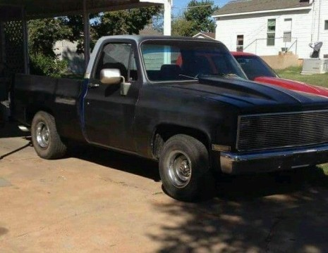 1985 Chevrolet swb Pickup 1500 for sale