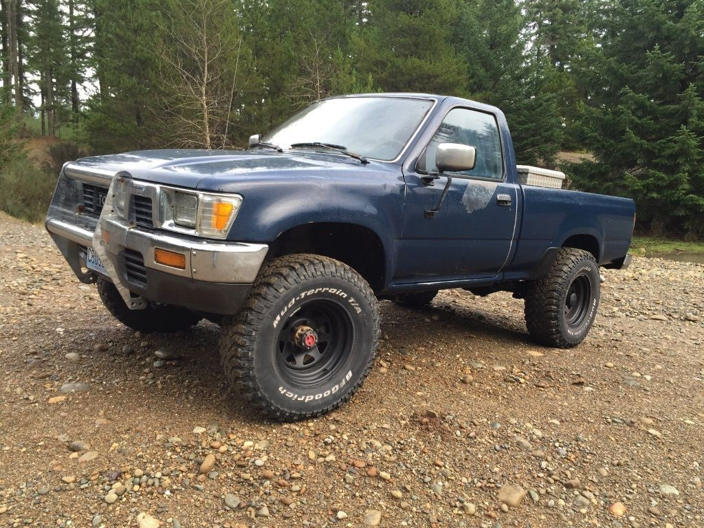 1989 Toyota Pickup 4 215 4 22re Manual For Sale
