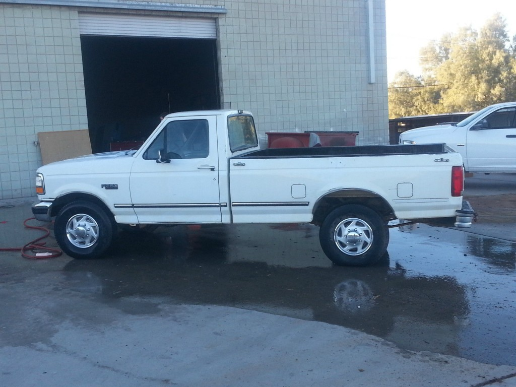 2008 Ford F150 Lariat For Sale 1992 Ford F 250 work truck for sale