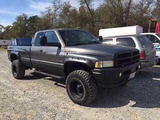2002 Dodge Ram 2500 Cummins Turbo Diesel Truck Long Bed 4×4 Fifth Wheel