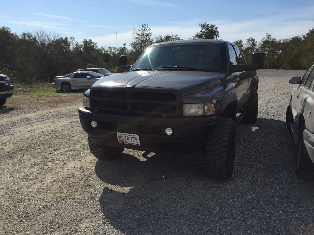 ram 2500 cummins turbo diesel truck long bed 4 4 fifth wheel for sale. Cars Review. Best American Auto & Cars Review