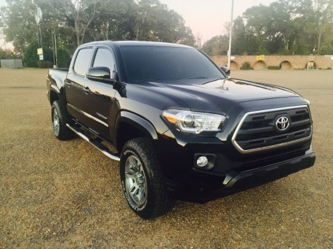 2016 Toyota Tacoma 4×4 TSS for sale