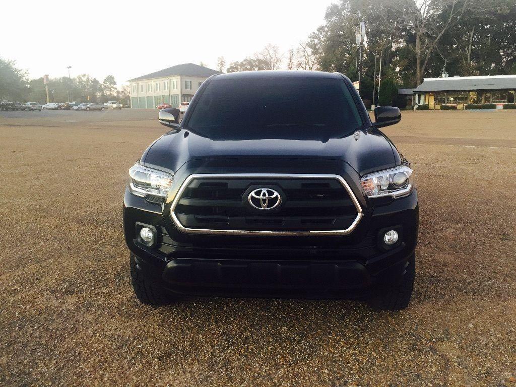 2016 Toyota Tacoma 4×4 TSS