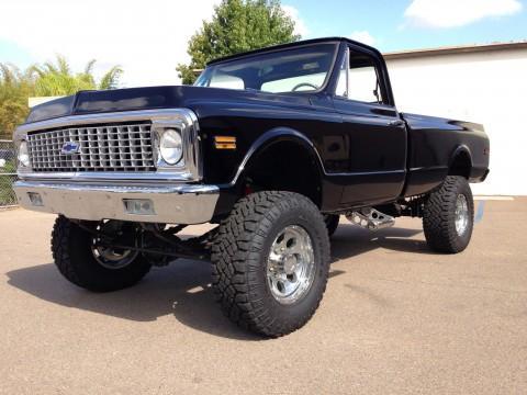 Custom 1970 Chevrolet C 10 4×4 for sale