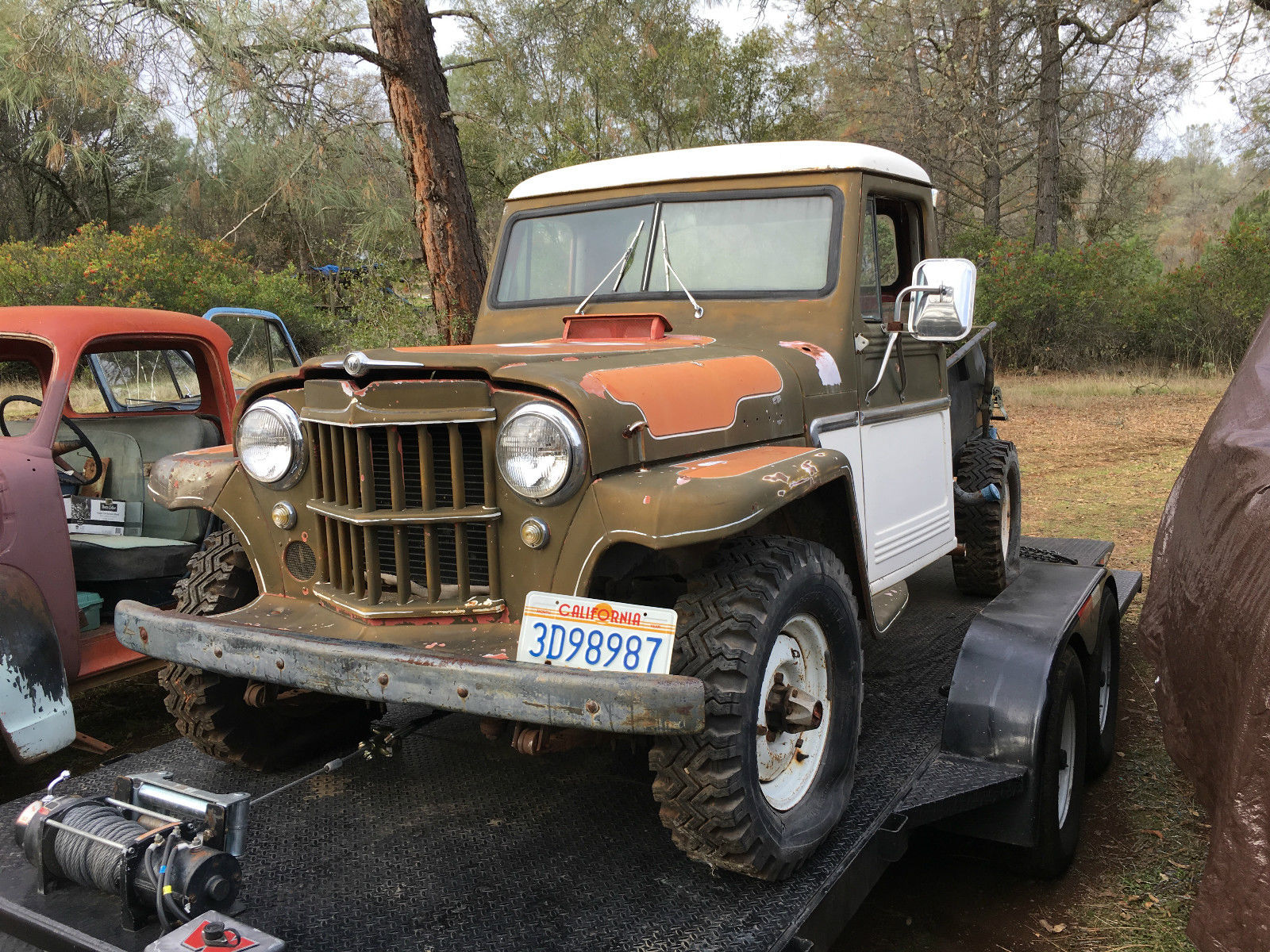 1962 Willys Pickup Truck for sale