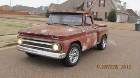 1965 Chevrolet C10 stepside for sale