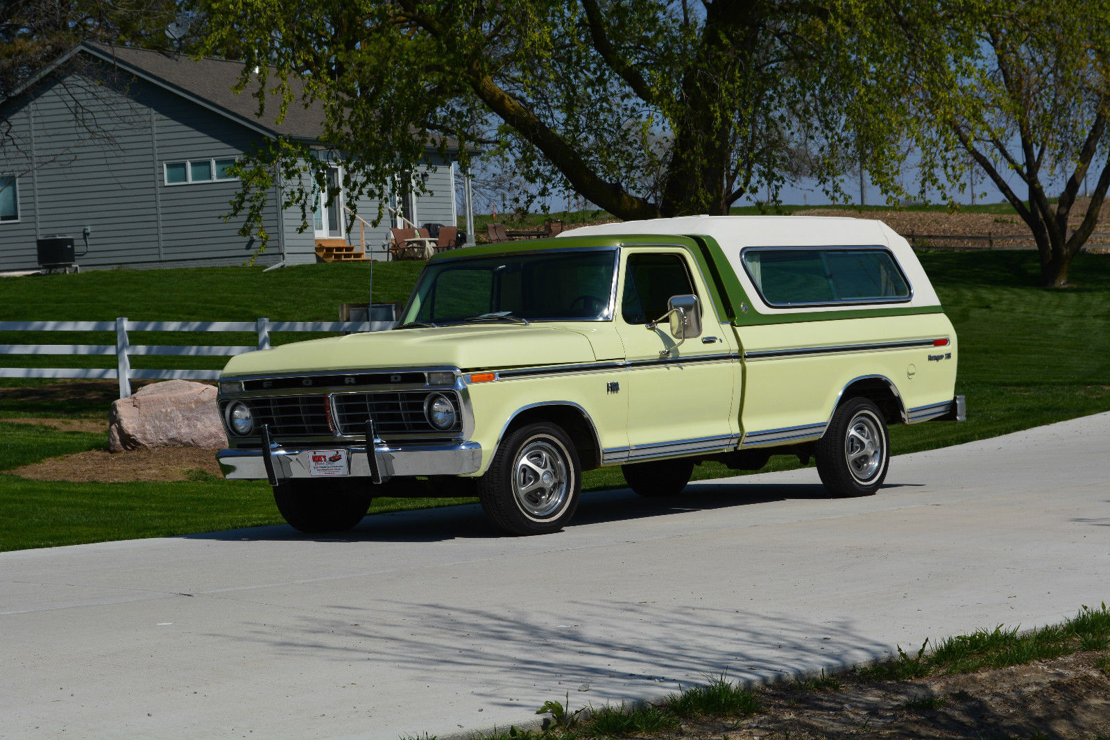 1974 Ford F100 Pickup Xlt For Sale