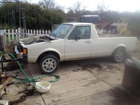 1981 Volkswagen Diesel Pickup for sale