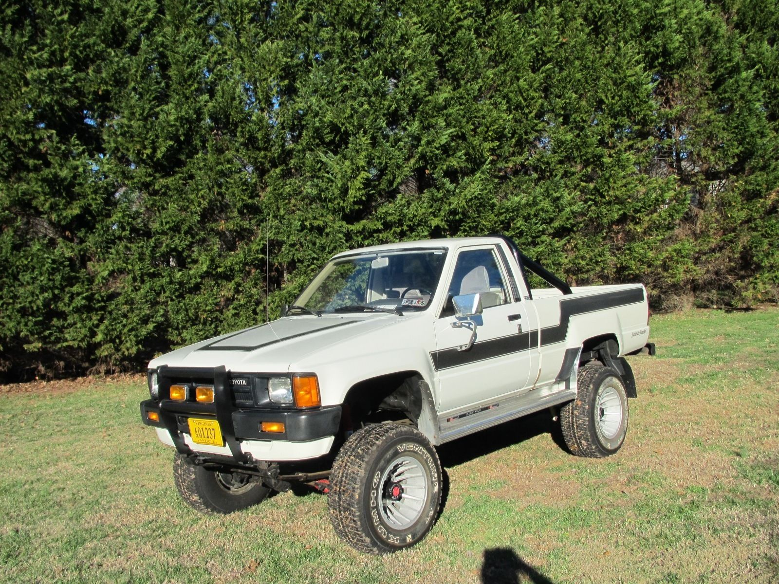 Toyota 22r For Sale >> 1985 Toyota Pickup Truck for sale