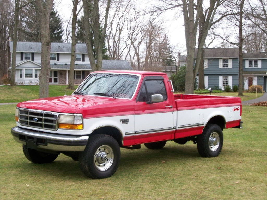 Ford F250 8 Foot Bed For Sale >> 1996 Ford F 250 XLT 4X4 Power Stroke 7.3 Turbo Diesel for sale