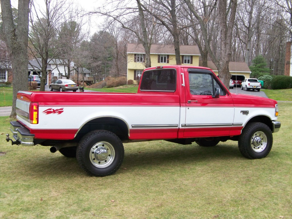 1996 ford f250 7 3 powerstroke turbo diesel. Black Bedroom Furniture Sets. Home Design Ideas