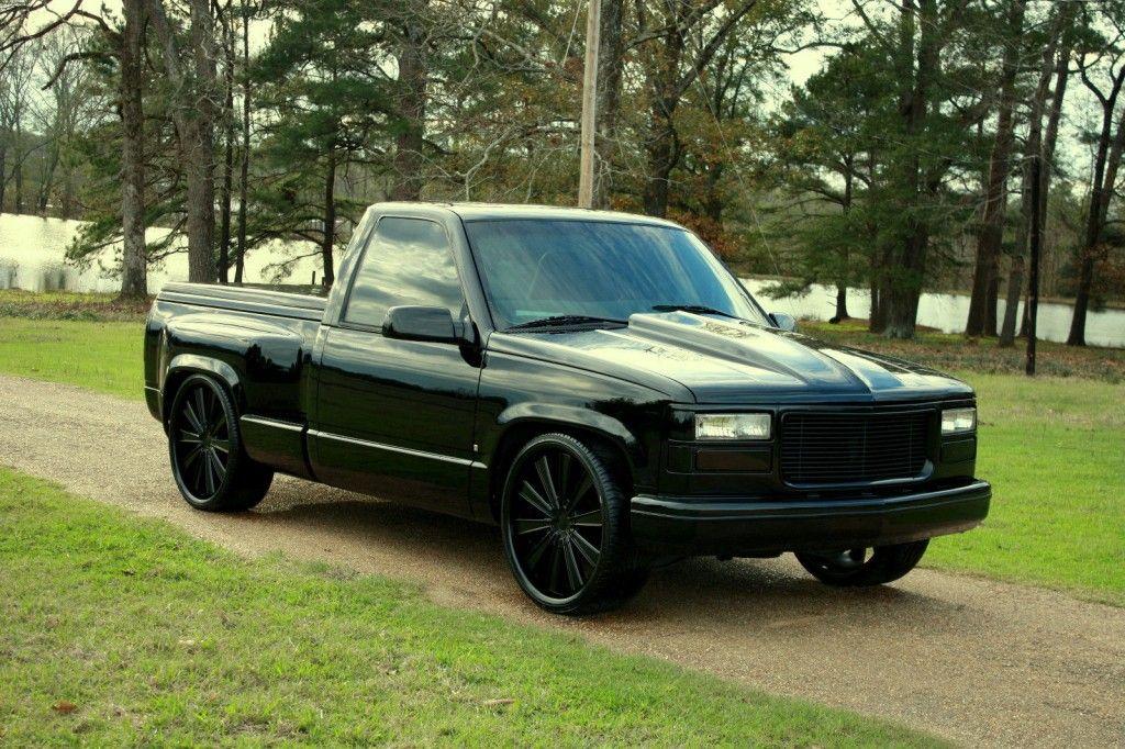 1997 Chevy Silverado 1500 Single Cab Step Side For Sale