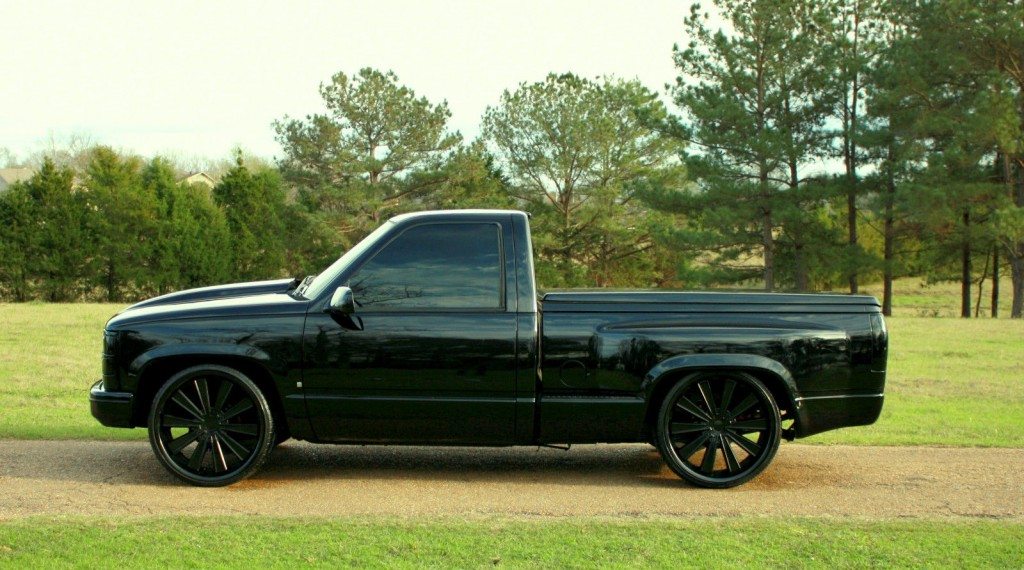 97 Chevy Silverado For Sale