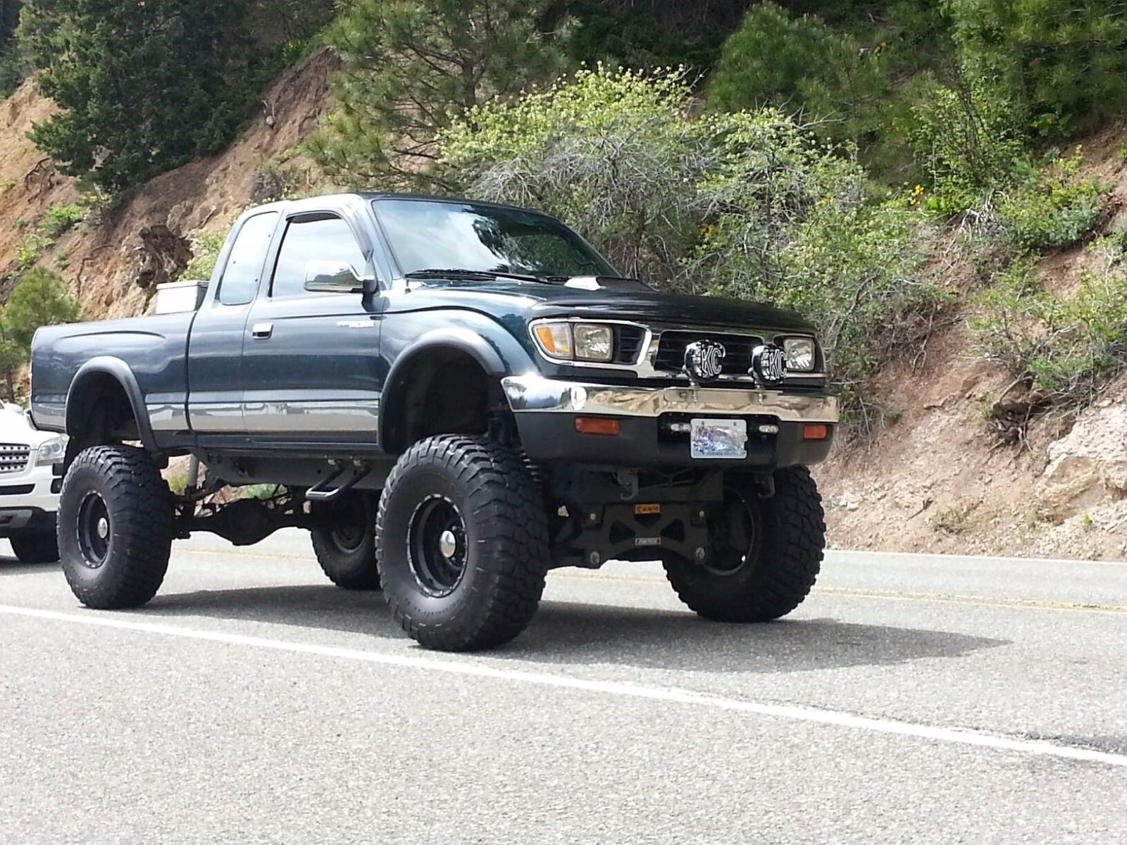 Toyota Tacoma Sr Pickups For Sale on Toyota Tacoma Extended Cab 4x4