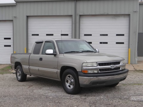 2001 Chevrolet Silverado 1500 LS Extended Cab 5.3L for sale