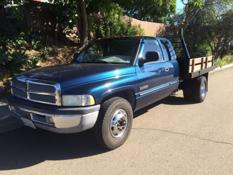 2002 Dodge Ram 3500 High Output Cummins Six Speed Manual for sale