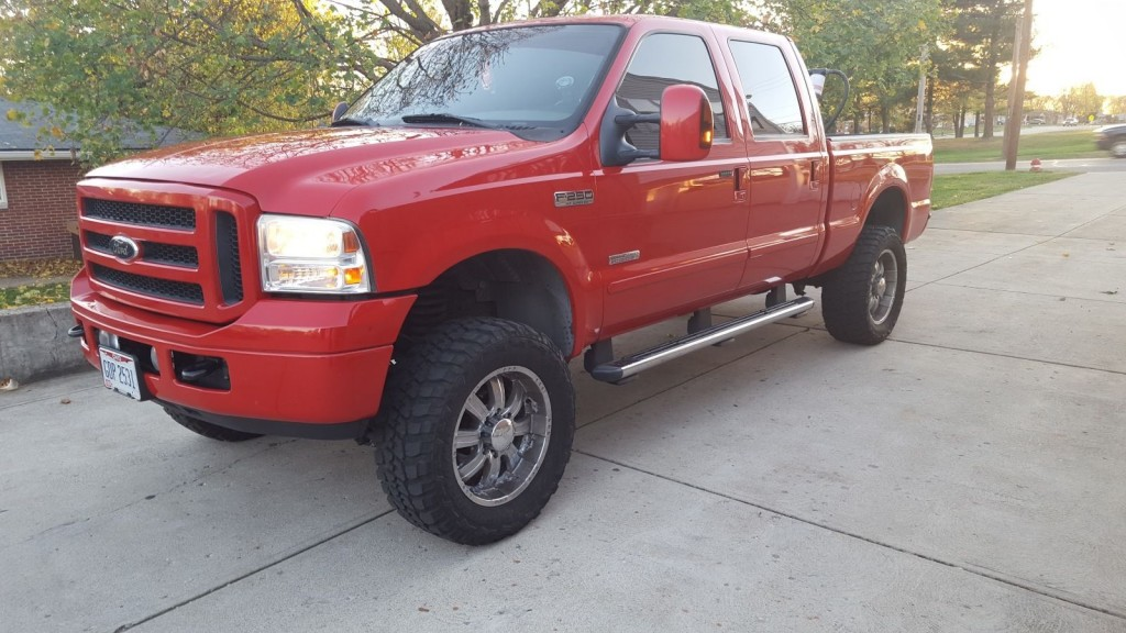 2006 Ford F 250 Stage 3 Turbo Monster Powerstroke