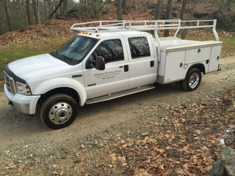 2006 Ford F450 Lariat Super Duty Dually Diesel 4×4 for sale