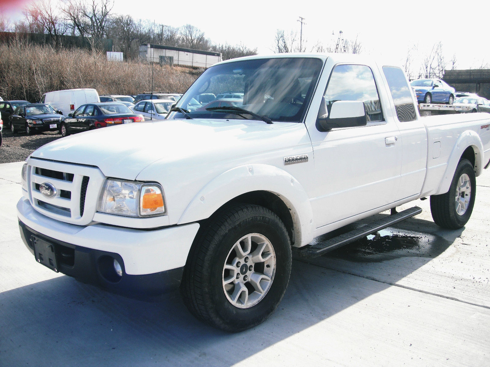 2011 ford ranger xlt 4x4 sport for sale. Black Bedroom Furniture Sets. Home Design Ideas