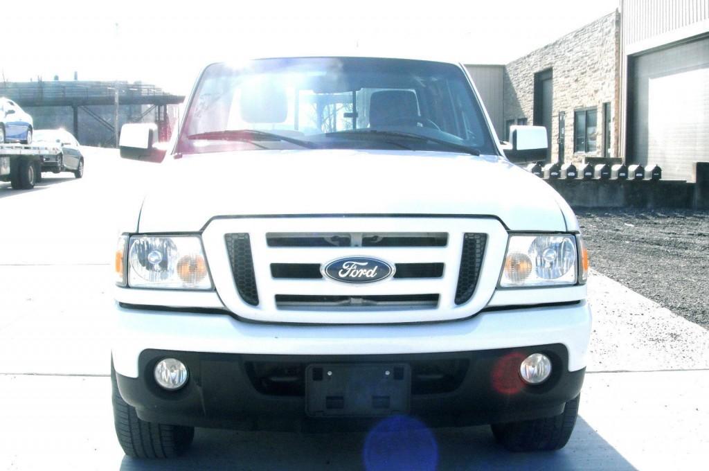 2011 FORD Ranger XLT 4X4 SPORT