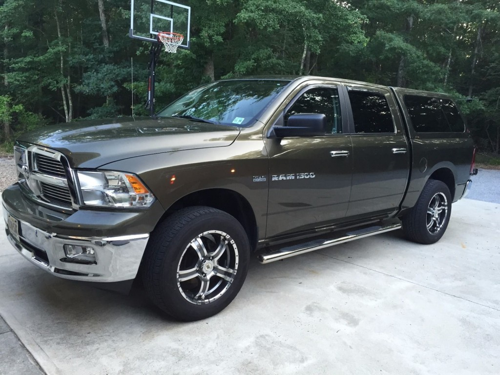 Dodge Ram 2500 Hemi For Saledodge Quad Cab 4x4 W 5 000 2012 1500 Bighorn Sale