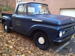 1961 Ford F100 Us Air Force Pick Up For Sale