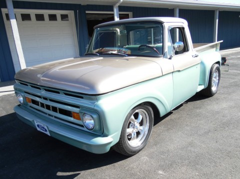 1963 Ford F100 Pickup Truck 302v8 Automatic for sale