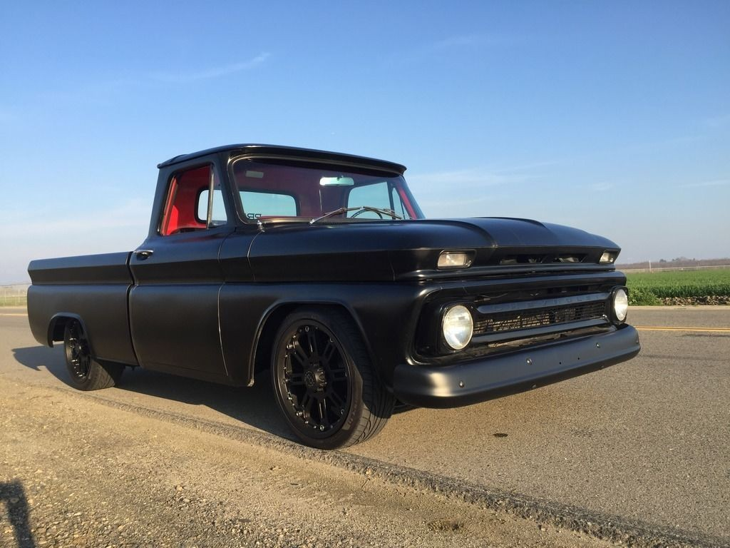1965 chevy c10 pro touring built pickup truck for sale. Black Bedroom Furniture Sets. Home Design Ideas