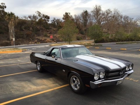 1970 Chevrolet El Camino SS 454 for sale