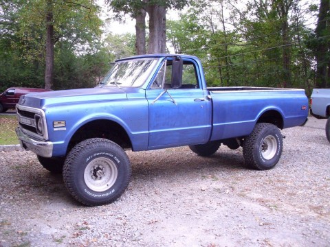 1971 Chevrolet C 10 K20 for sale