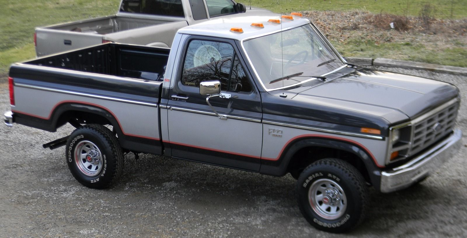 1985 Ford F 150 Xlt Lariat For Sale