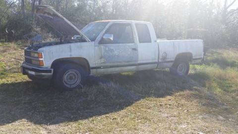 1992 Chevy Extended cab Pickup truck for sale