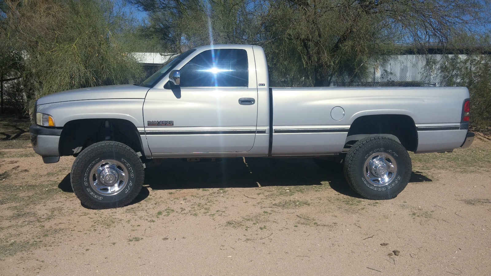 1996 Dodge Ram 2500 Cummins Diesel 4 215 4 Regular Standard