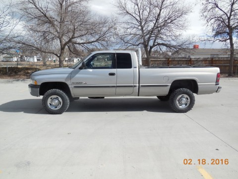 1999 Dodge Ram 2500 4×4 for sale