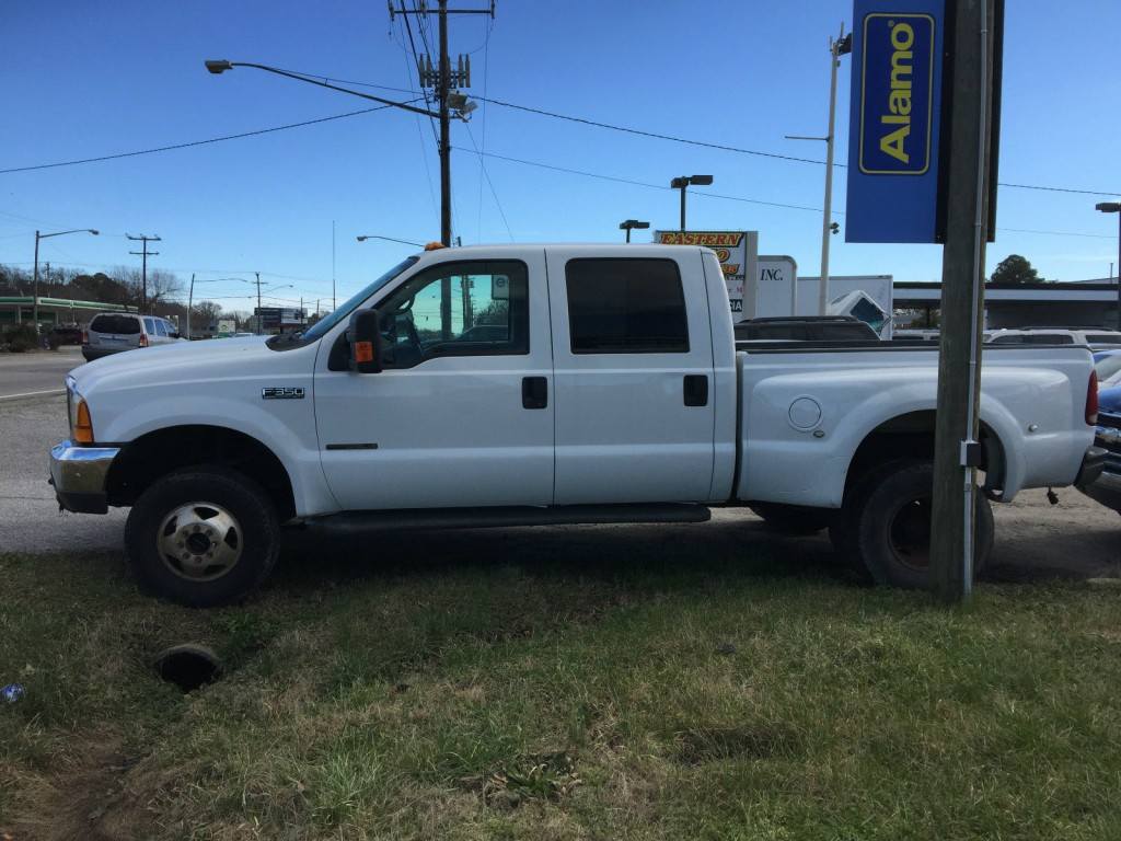 Ford Tremor For Sale >> 2000 FORD F350 Diesel 7.3L CREW CAB 4X4 Dually for sale