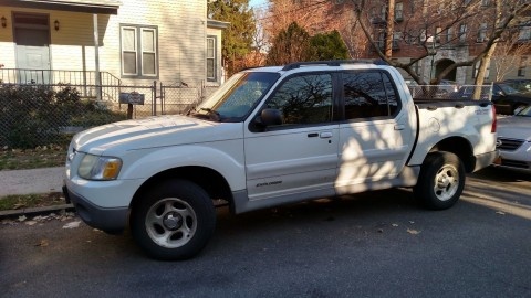 2002 Ford Explorer Sport Trac for sale