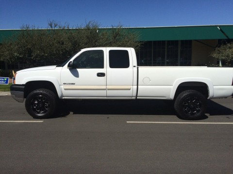 2003 Chevrolet Silverado 2500 for sale