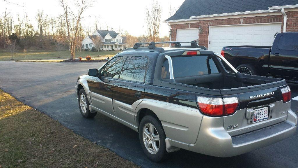 2004 Subaru Baja Pickup For Sale