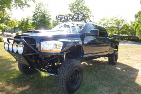 2006 Dodge Ram 3500 Mega Cab for sale