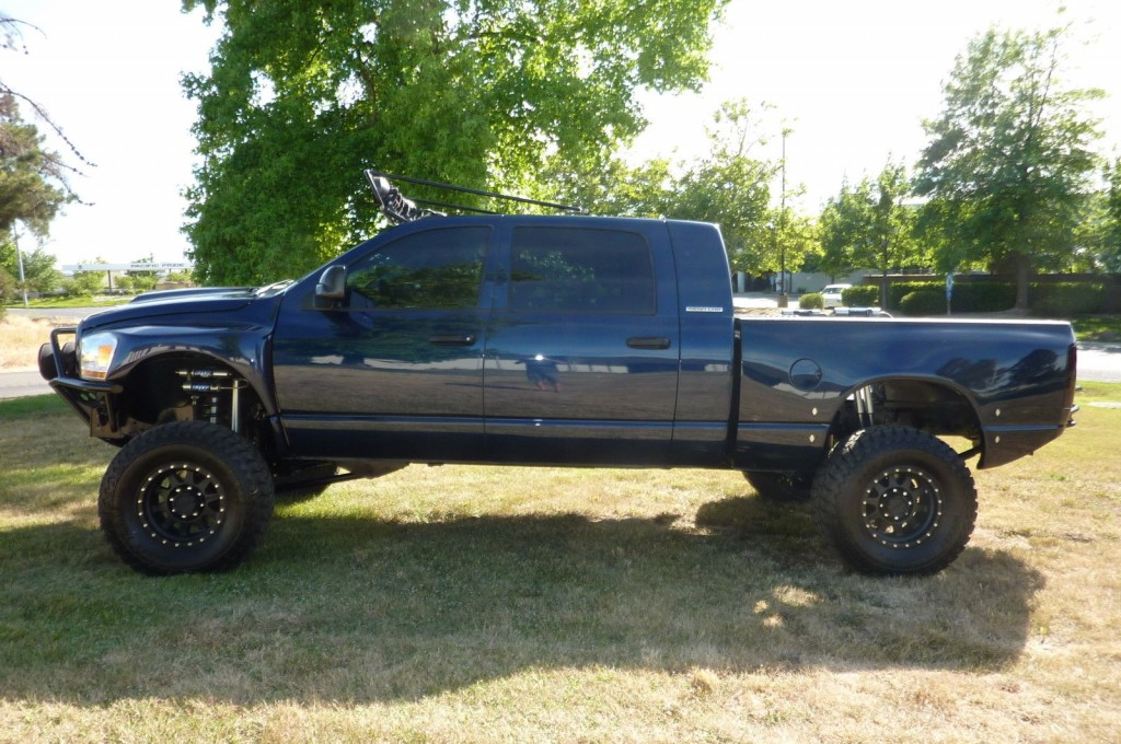 2006 dodge ram 3500 mega cab for sale. Black Bedroom Furniture Sets. Home Design Ideas