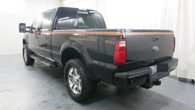 Ford F Super Duty Harley Davidson Edition Crew Cab Pickup Door L Pickups For Sale on Ford F 250 Super Duty Bed
