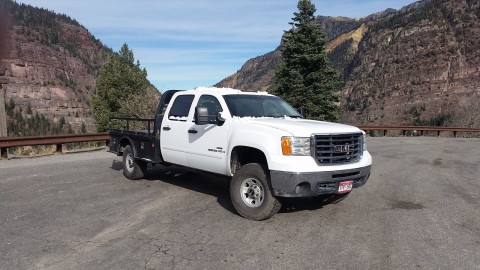 2008 GMC Sierra 3500hd crew cab 4×4 for sale