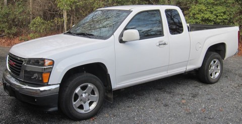 2011 GMC Canyon SLE-1 / 2 WD for sale