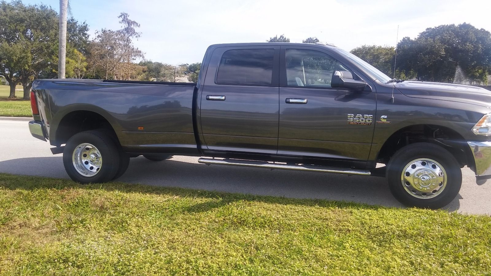 2014 ram 3500 tradesman crew diesel for sale. Black Bedroom Furniture Sets. Home Design Ideas