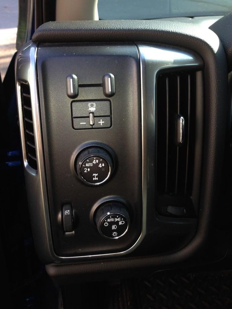 2015 Chevrolet Silverado 1500 LT Extended Cab Pickup 4 Door 5.3L