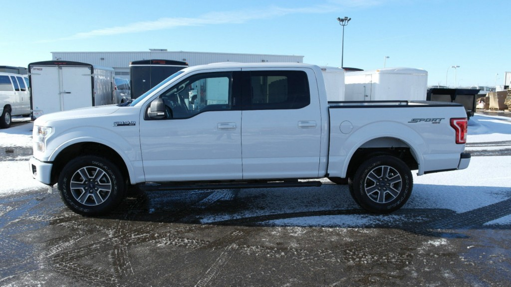 Ford Tremor For Sale >> 2015 Ford F 150 XLT Crew Cab Pickup 4 Door 5.0L for sale