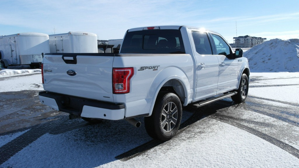 2015 ford f 150 xlt crew cab pickup 4 door 5 0l for sale. Black Bedroom Furniture Sets. Home Design Ideas