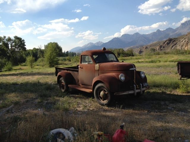 1941 Studebaker M15 1 Ton Pick Up Truck For Sale