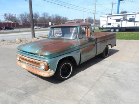 1965 Chevrolet C 10 Short bed Fleet side for sale