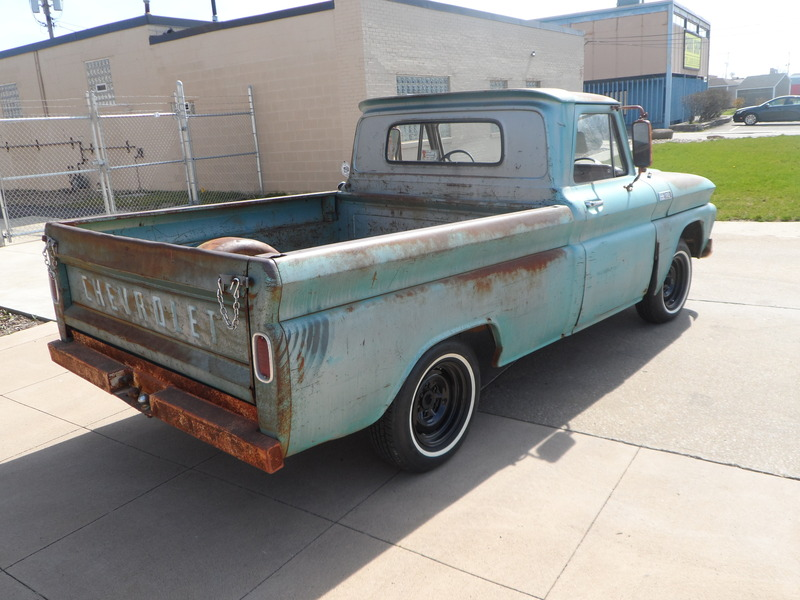 1965 Chevrolet C 10 Short bed Fleet side